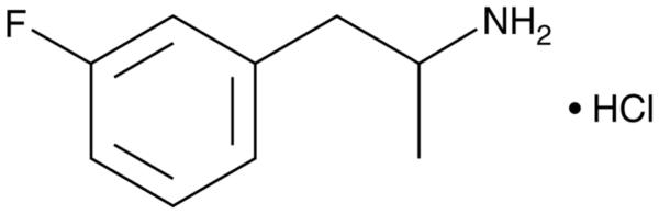 3-FA 3-Fluoroamphetamine (hydrochloride)