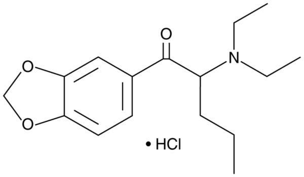 N,N-Diethylpentylone (hydrochloride)