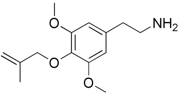 Methallylescaline
